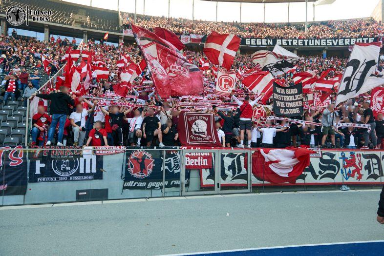 hertha bsc � f95 ultras d252sseldorf 2000ultras d252sseldorf